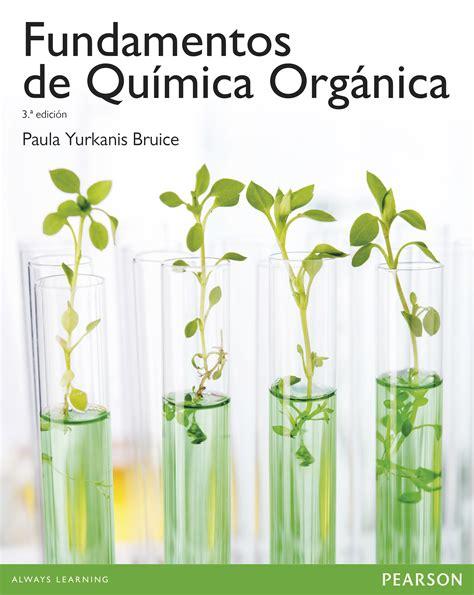 Fundamentos de química orgánica