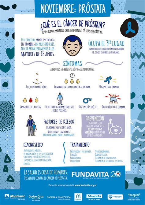 Fundavita lanza campaña para prevenir el cáncer de ...