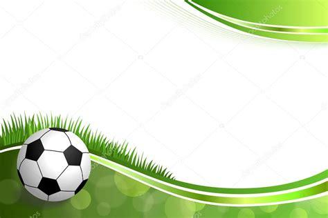 Fundo abstrato verde futebol futebol esporte bola ...