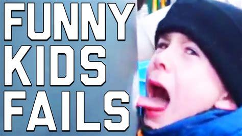 Funny Kid Fails (February 2016) || FailArmy - YouTube
