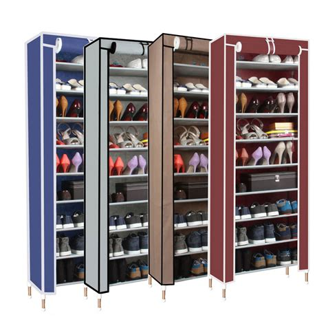 Furniture: Best Inspiration Shoe Storage Rack With ...