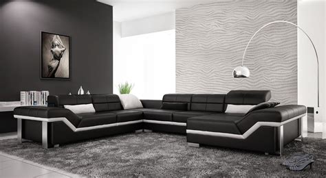 Furniture : Best Leather Couch Sofa For Living Room Modern ...