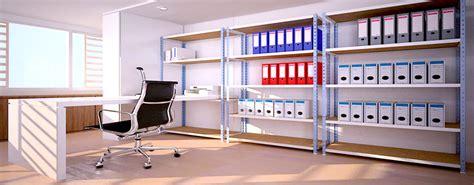 FURORE   Estanterías metálicas para oficinas, estanterías ...