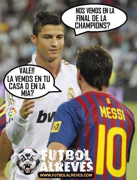 Fútbol al revés on Twitter:  Mientras tanto Messi y ...