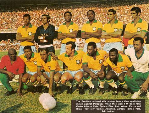 Fútbol - Brasil 1970 | Años -1970 | Pinterest | Fútbol ...