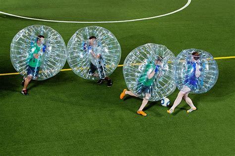 Fútbol Bubble - Despedidas Gijon - Actividades Despedida ...
