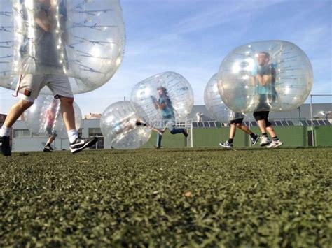 Fútbol Bubble - Zorbing