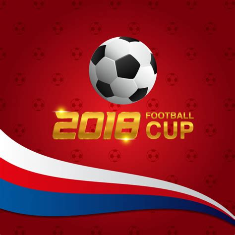 Fútbol campeonato del mundo 2018 fútbol de fondo ...