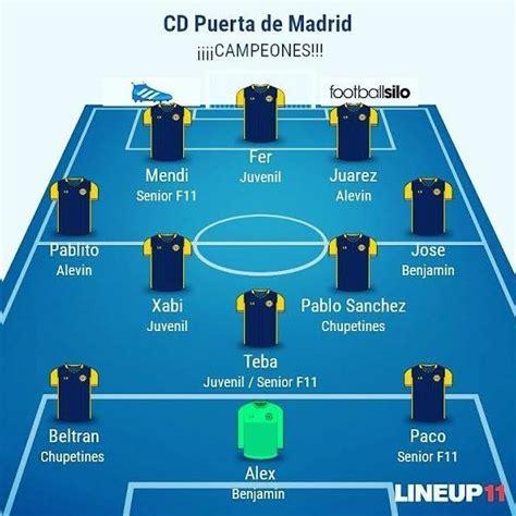 Fútbol: CD Puerta de Madrid abre sus puertas a los niños ...