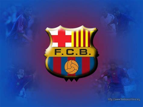 Futbol Club Barcelona Fondo de Pantalla = Wallpaper