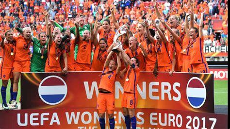 Fútbol Femenino: Holanda gana su Eurocopa | Marca.com