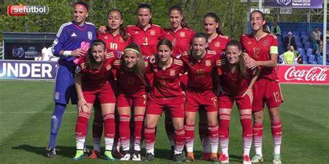 Fútbol Femenino La Sub-17 logra un empate vital ante ...