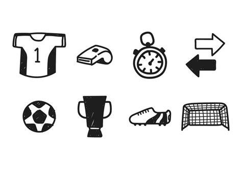 Fútbol Kit Dibujo Vectores   Descargue Gráficos y Vectores ...