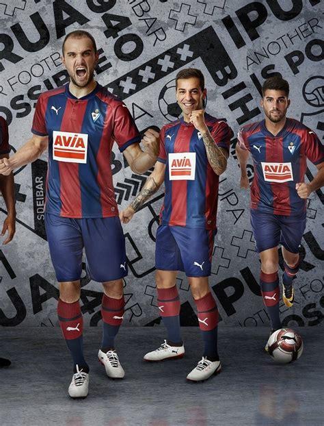 Fútbol: Las equipaciones de Primera División para la ...