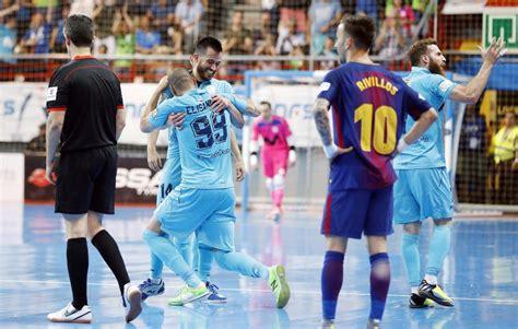 Fútbol sala: El Movistar Inter entra en la leyenda en los ...