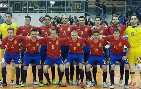 Fútbol Sala: España pincha y se jugará en la vuelta su ...