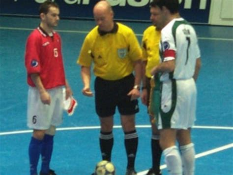 Fútbol Sala   Reglamento del Fútbol Sala