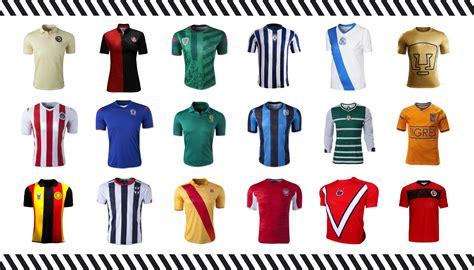 Fútbol sin marcas // Brand-Free Football: Liga MX | La Casaca!