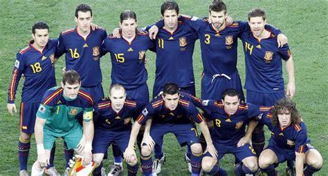 Futbolargentino.com   Así jugó España la final del Mundial ...