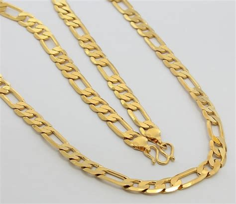 FUTURE DREAM WAYS: Send 24K Gold Plated chain necklace for ...