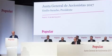 Futuro del Banco Popular… ¿Español? - Diario16