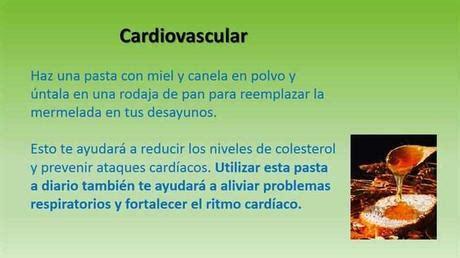 FW: Lo Nuevo En Medicina Natural: Miel y Canela ...
