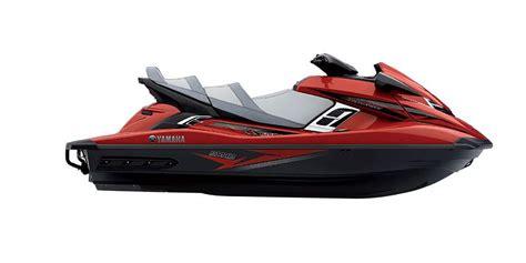 FX Cruiser SVHO, la moto acuática más potente de Yamaha ...