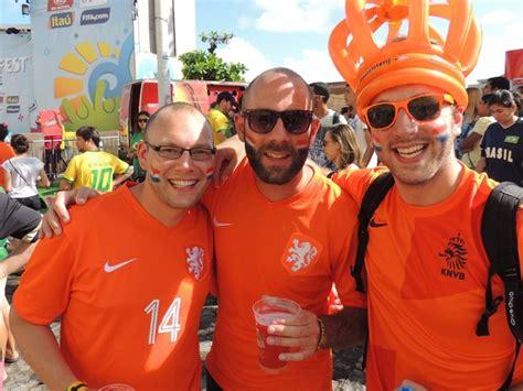 G1 - Pernambucanos e holandeses lembram origens durante a ...