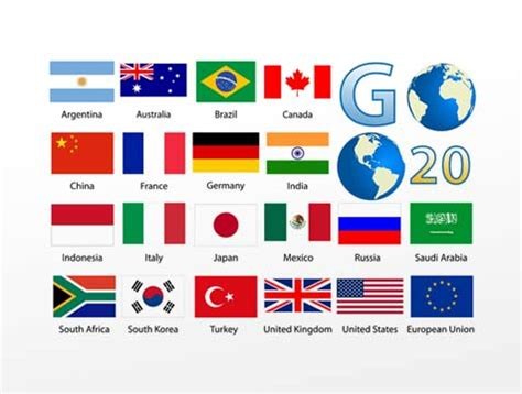 G20 Nations: Seeks Global Economic Recovery Through ...