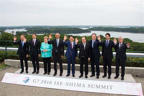 G7-Gipfel in Japan: China im Hintergrund - Politik ...