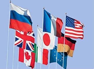 G8. Países do G8 - Alunos Online