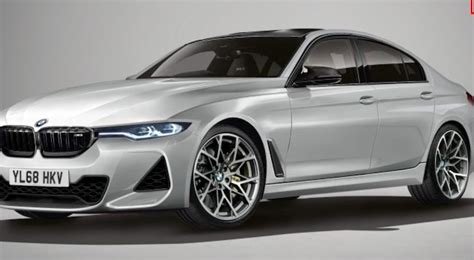 G80 BMW M3 Rendered by AutoBild