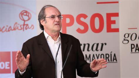 Gabilondo está dispuesto a repetir como candidato del PSOE ...