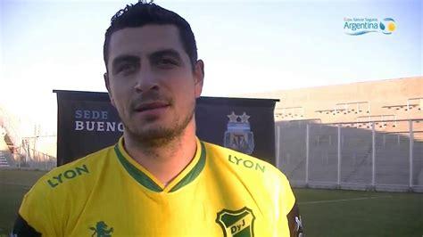 Gabriel Arias - Defensa y Justicia - YouTube