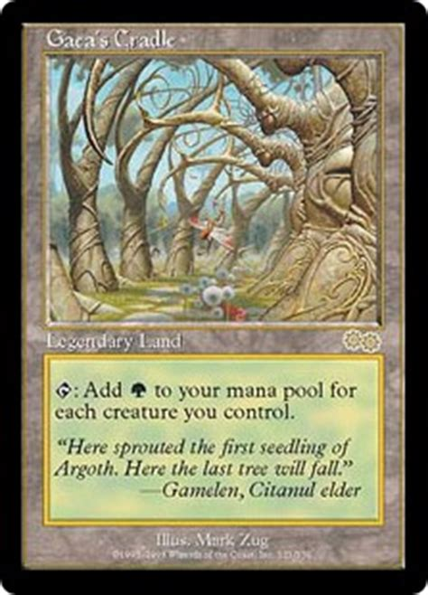 Gaea's Cradle (Magic card)