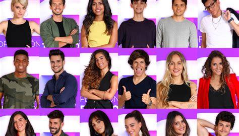 Gala 0 de 'OT 2018': estos son sus 18 nuevos concursantes