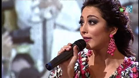 Gala 23 - JULIA GARRIDO - Piropos a LA VIRGEN DE LA CABEZA ...