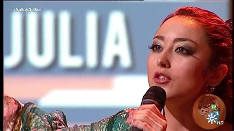 Gala 35. JULIA GARRIDO - Señora - YouTube