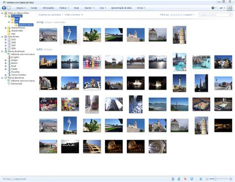 Galeria de Fotos do Windows Live 2012  Windows    Download