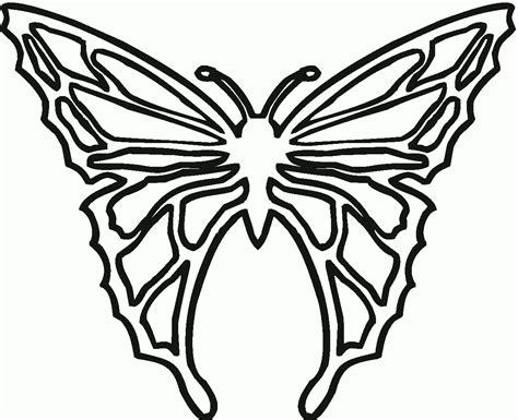 Galeria de fotos e imagens: Desenhos para pintar de borboletas