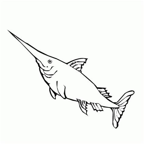 Galería de imágenes: Dibujos de animales marinos para colorear