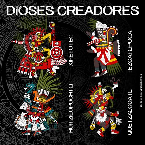 GALERÍA: DIOSES AZTECAS · Antena San Luis