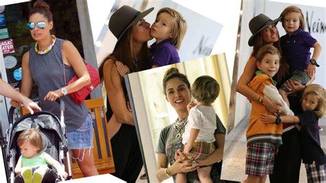 Galilea Montijo, una cariñosa mamá a tiempo completo ...