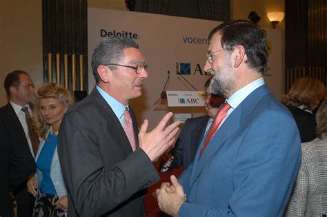 Gallardón quiere acompañar a Rajoy en las próximas ...