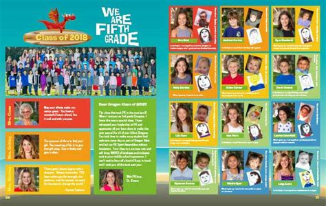 Gallery of Elementary School Yearbook Ideas   Fabulous ...