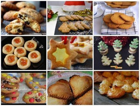Galletas caseras y fáciles - Cocinera y Madre