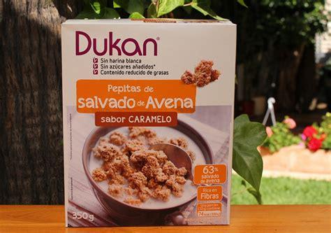 Galletas, cereales y barritas de salvado s/az   Comyce ...