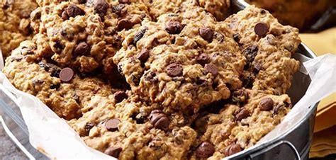 galletas de avena con chispas de chocolate | Chef Oropeza