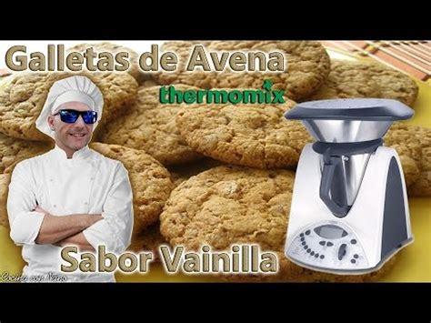 Galletas de Avena con Thermomix   YouTube