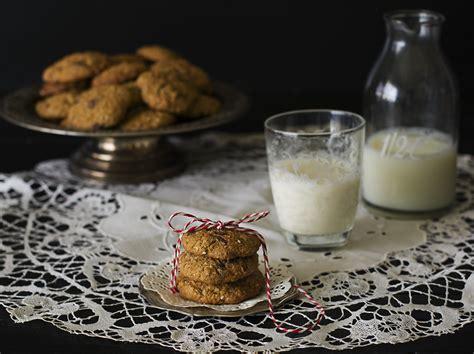 Galletas de avena, harina integral y chocolate   La Cocina ...